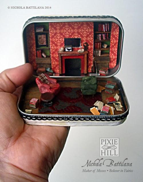 Liity Sherlockin seuraan 221B Baker Street slotissa