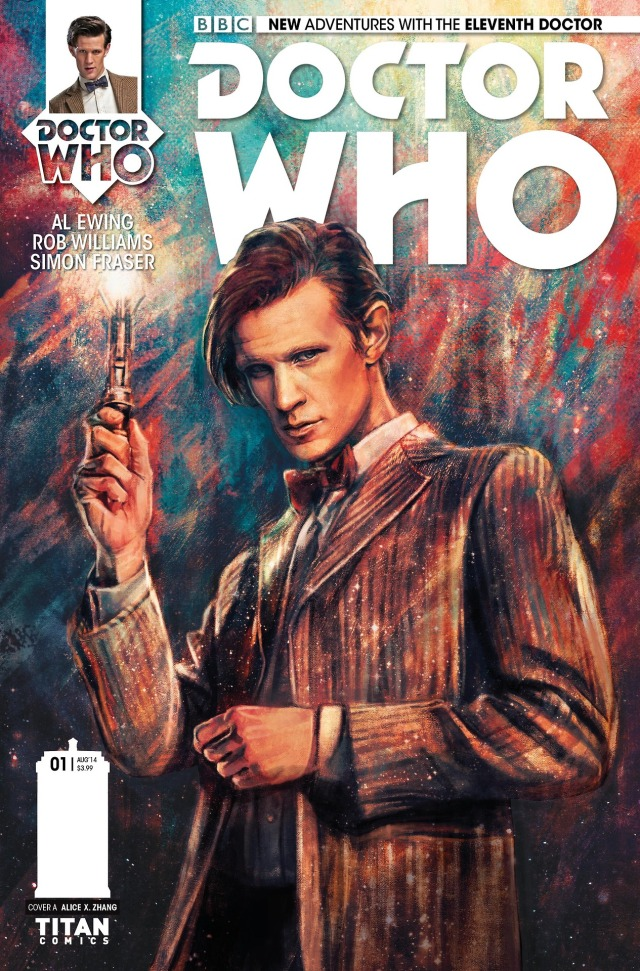 Doctor Who_The Eleventh Doctor 1