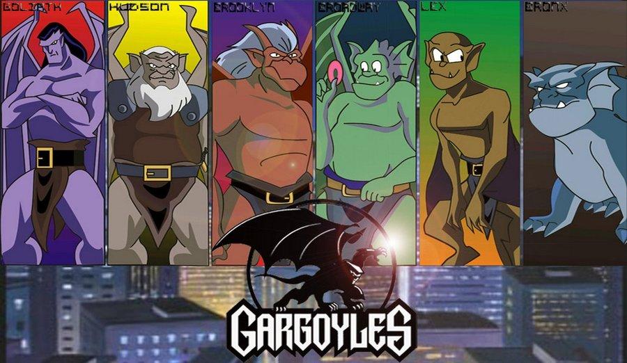 Marathon Time: 'Gargoyles' Is Streaming On Disney Shows ...
