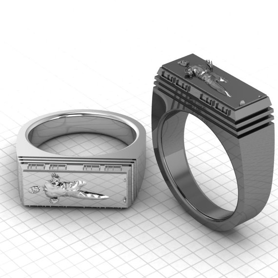 Bounty Hunter Ring