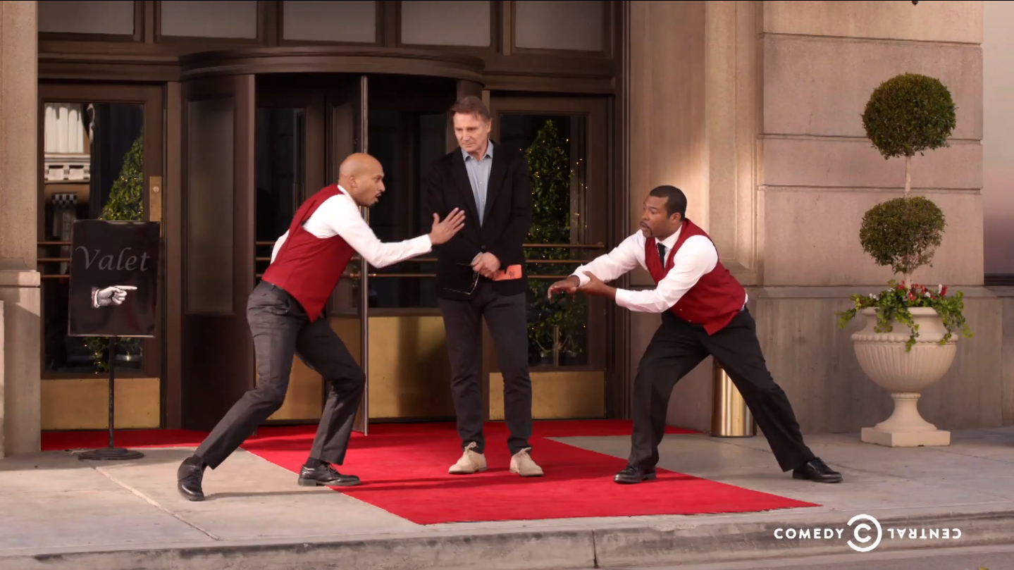 Key And Peele Valet Gif