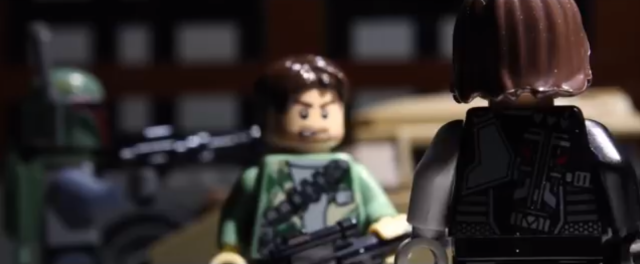 Captain America: The Winter Solider LEGO Trailer