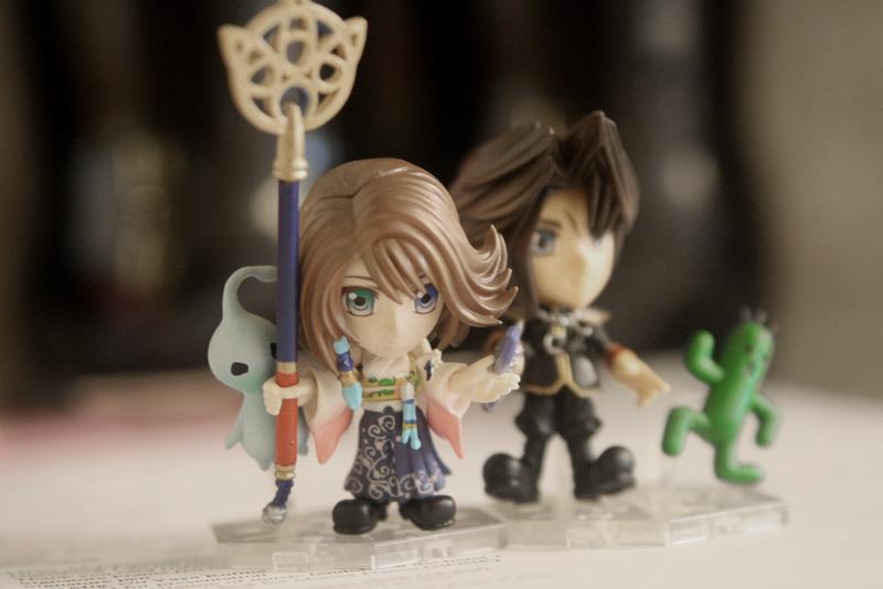 Final Fantasy Themed Wedding 1
