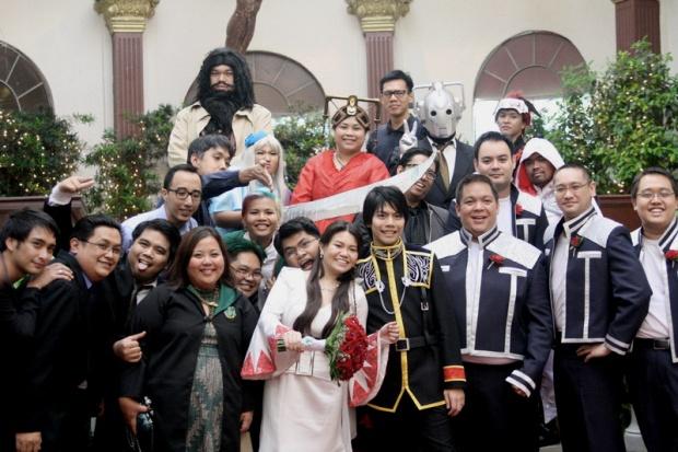 Final Fantasy Themed Wedding (3)