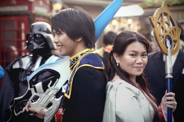 Final Fantasy Themed Wedding (4)
