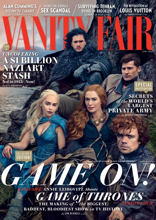 Game of Thrones_Vanity Fair