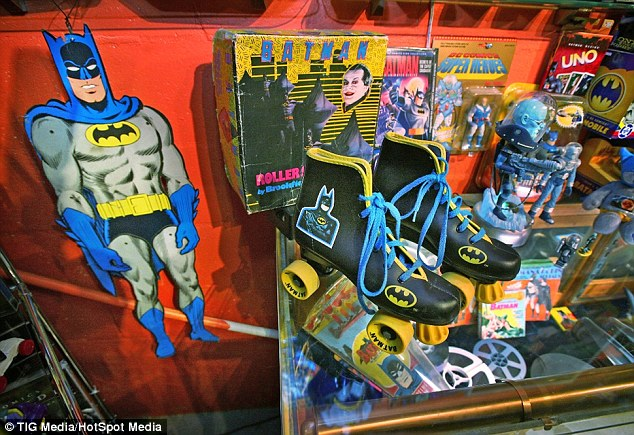 Kevin Silva_Batman Collection (5)