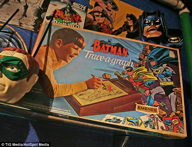 Kevin Silva_Batman Collection (8)