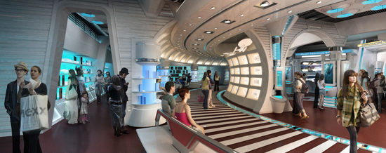 Star Trek Theme Park in Spain (2)