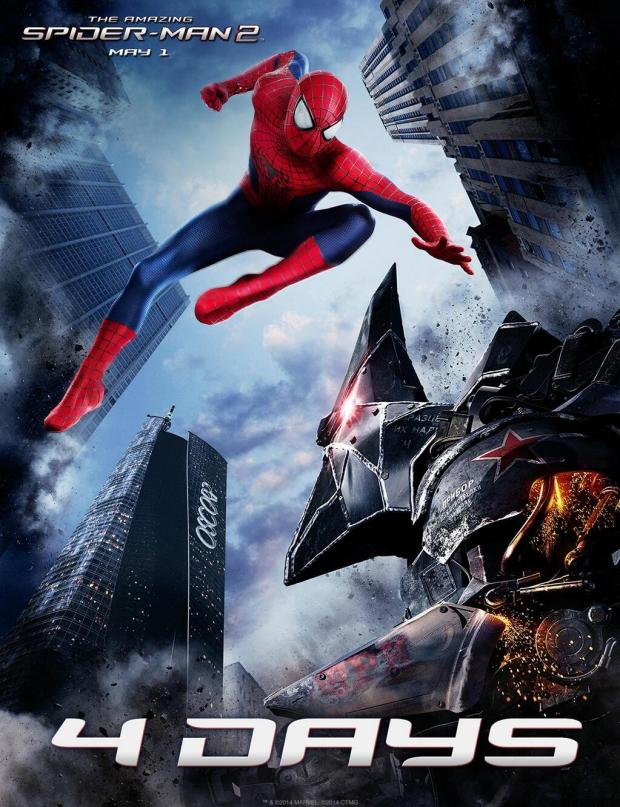 The Amazing Spider-Man_Promo Image