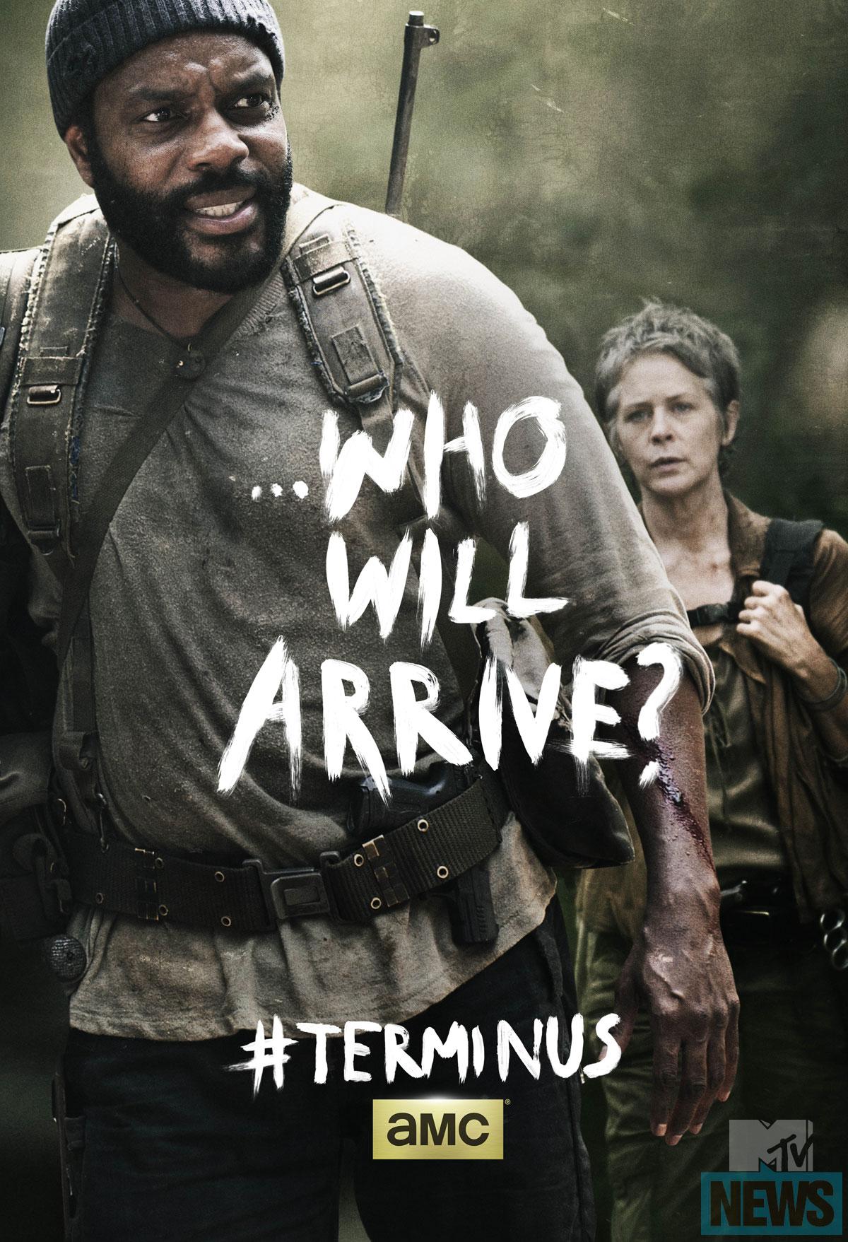 Tyreese Featured On Latest 'Walking Dead' Season Finale ...