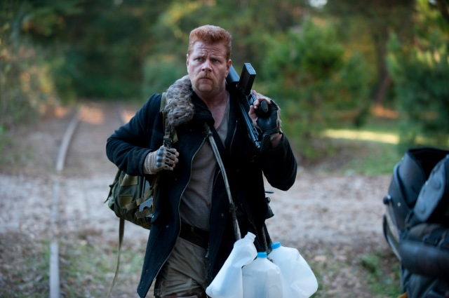 Abraham Ford (Michael Cudlitz) in Season 4, Episode 15 (Photo by Gene Page/AMC)