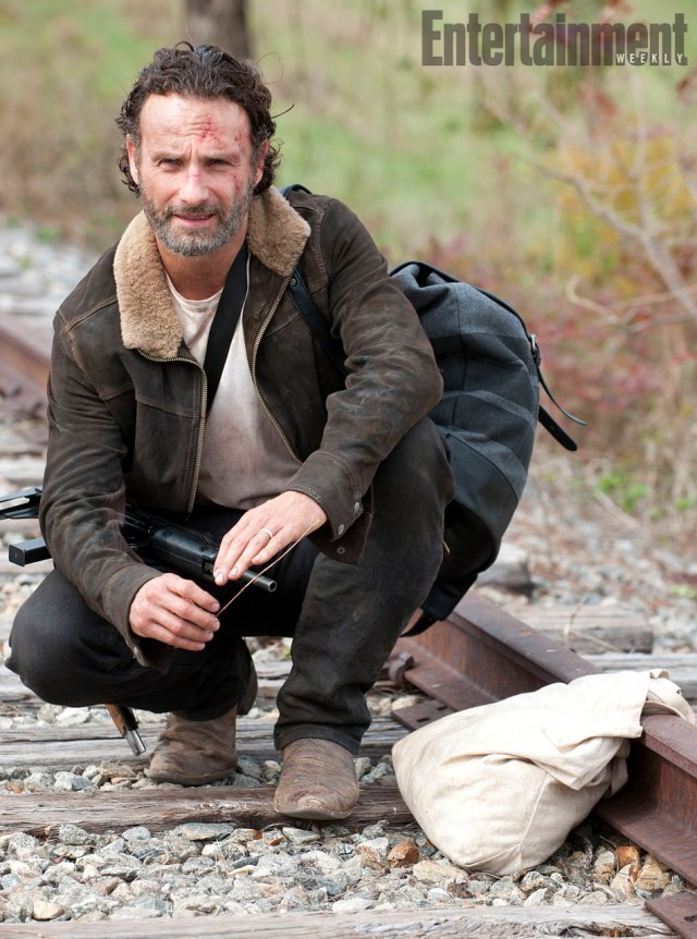 Rick - (Photo by Gene Page/AMC)