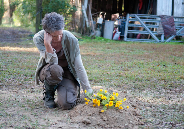 Carol Peletier (Melissa McBride) in Season 4, Episode 14 (Photo by Gene Page/AMC)