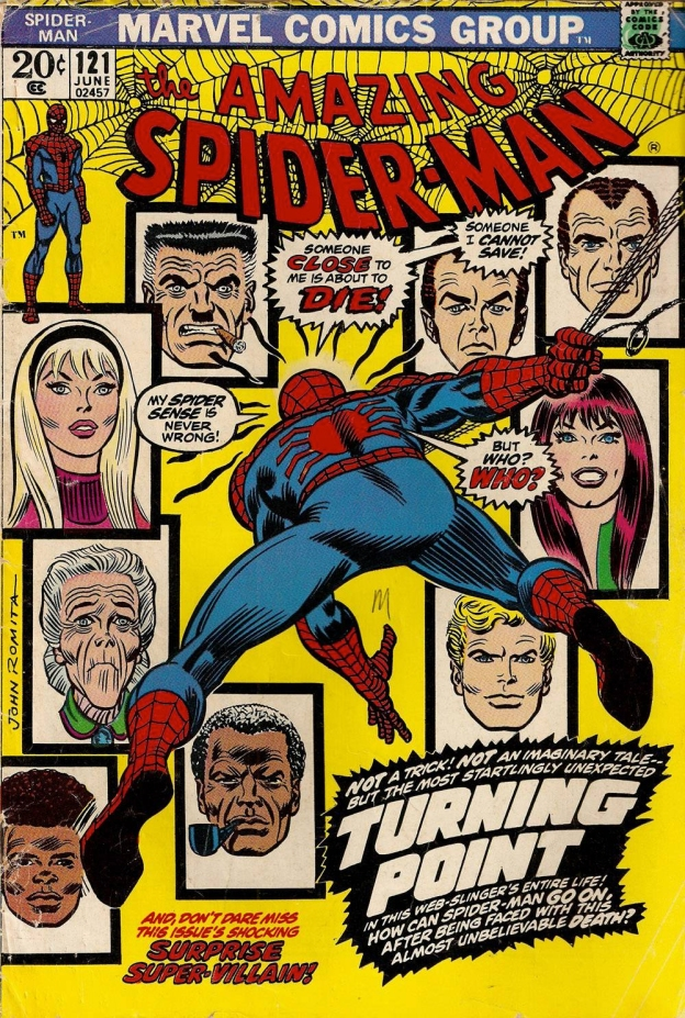 amazing-spider-man-2-classic-comic book cover