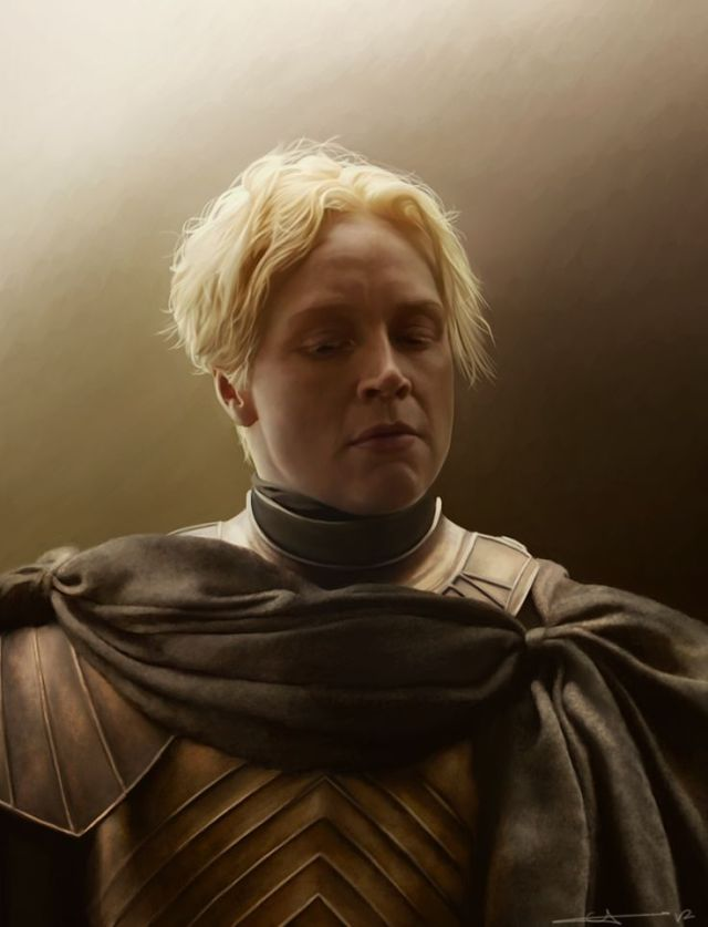 Brienne by euclase (Game of Thrones)