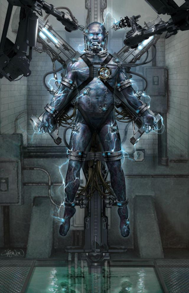 Electro Concept Art by Keith Christensen 2