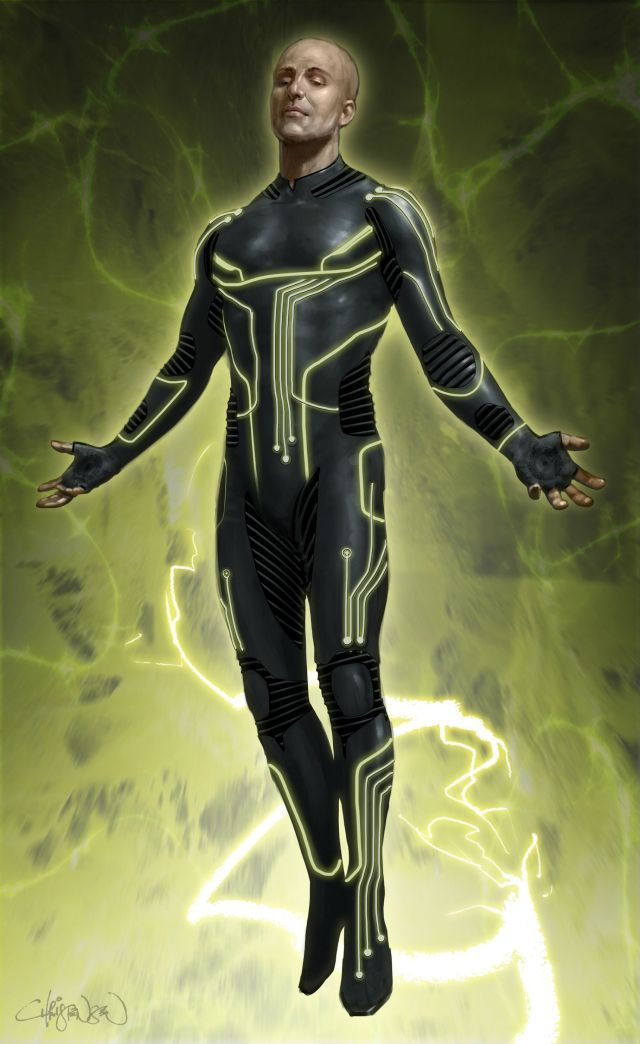 Electro Concept Art by Keith Christensen 3