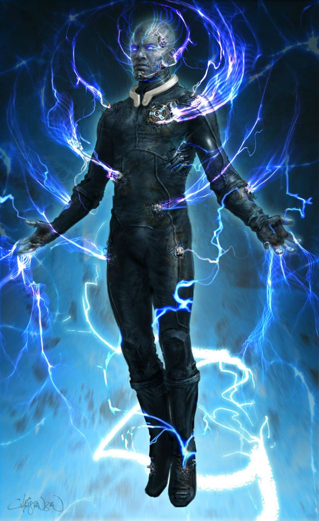Electro Concept Art by Keith Christensen 4