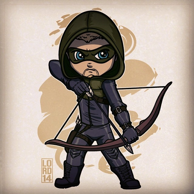 Green Arrow by Lord Mesa