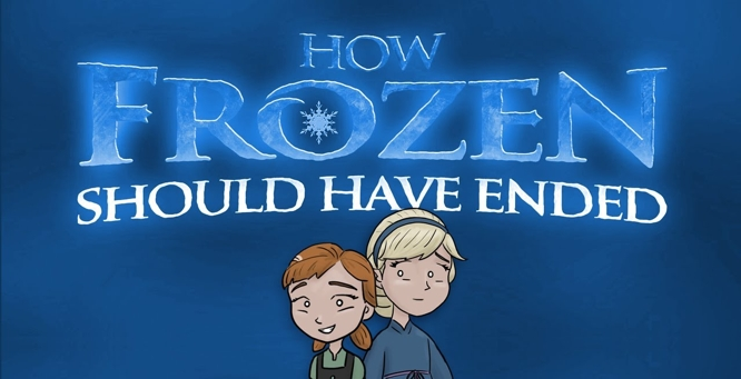 how-frozen-should-have-ended