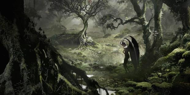 Maleficent concept art (2)