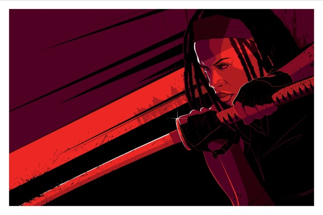 Michonne by Craig Drake