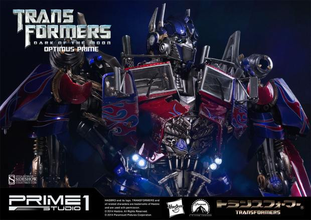 Optimus Prime Statue by Prime 1 Studio