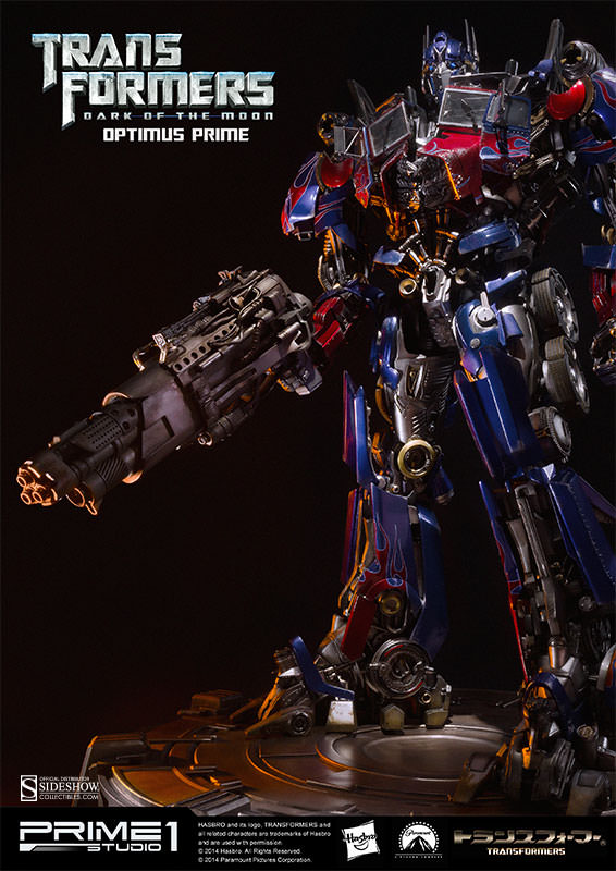 Optimus Prime Statue by Prime 1 Studio3