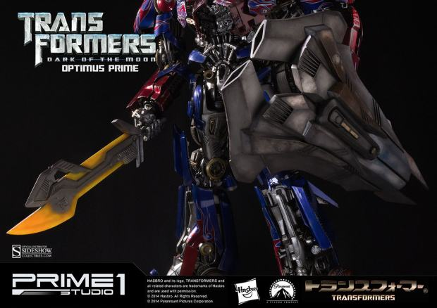 Optimus Prime Statue by Prime 1 Studio5