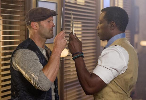 the-expendables-3-jason statham and wesley snipes