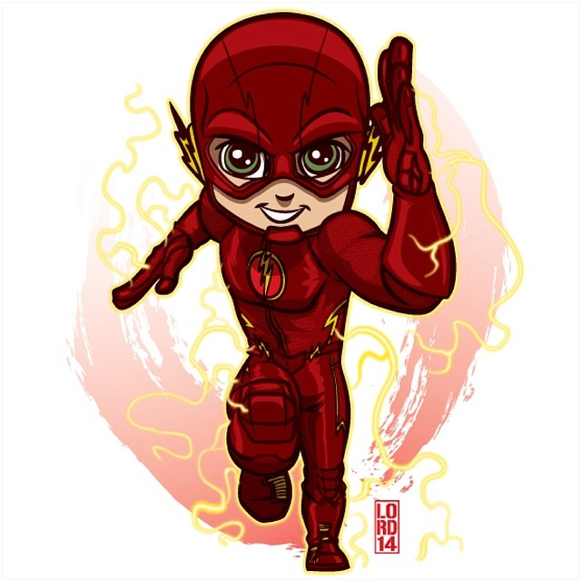 The new CW Flash By Lord Mesa