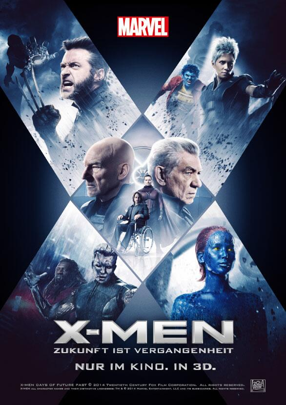 X-Men_Days Of Future Past_International Poster