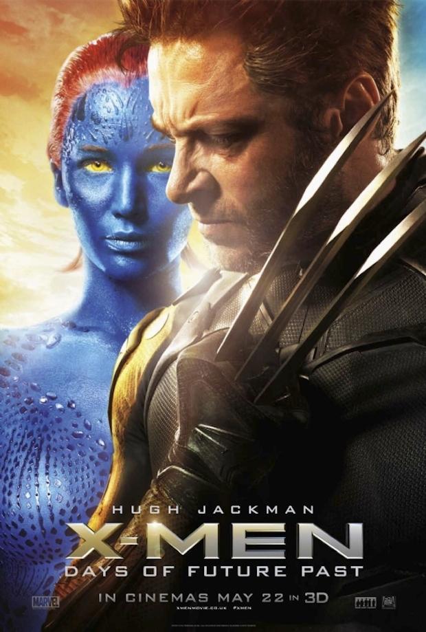 X-Men_Days of Future Past_Mystique and Wolverine