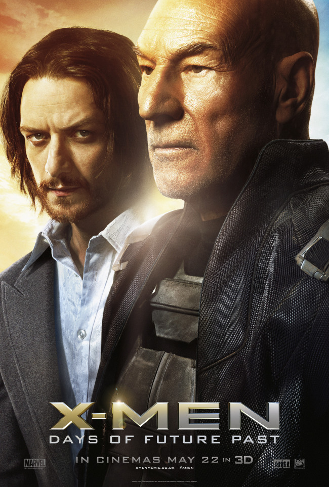 Two New Character Posters For 'X-Men: Days of Future Past ...