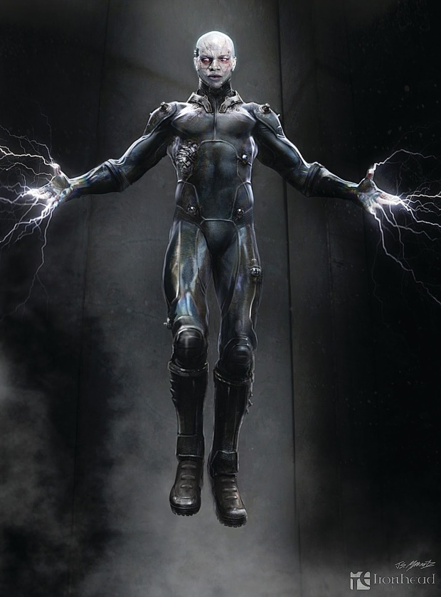 Amazing Spiderman 2 Concept Art_Electro