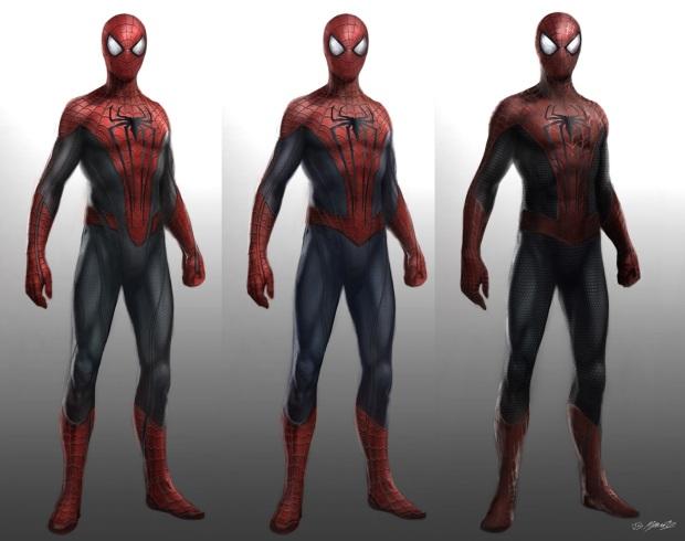 Amazing Spiderman 2 Concept Art_Spidey