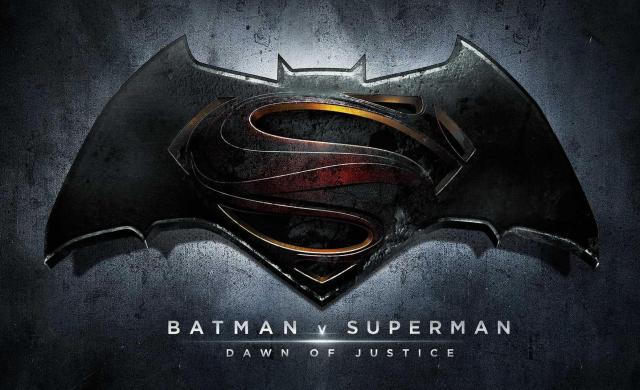 Batman v Superman_Dawn of Justice_Official Logo