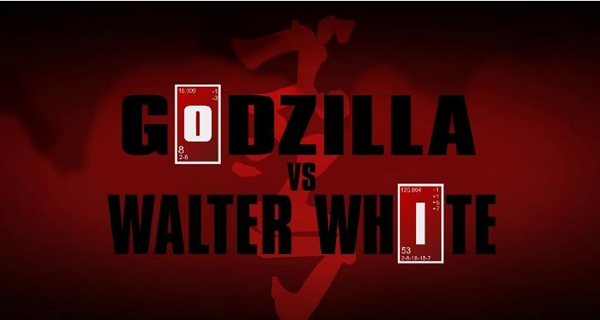 Godzilla vs Breaking Bad