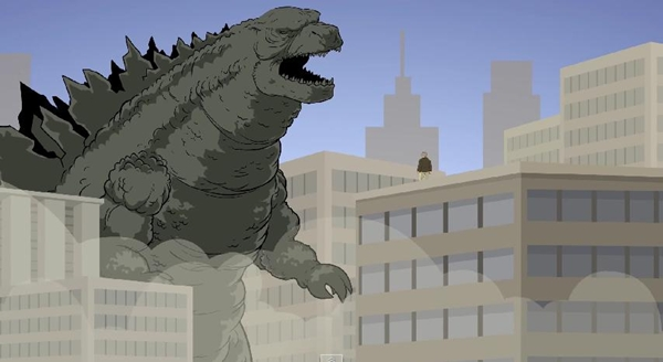 Godzilla vs Breaking Bad7