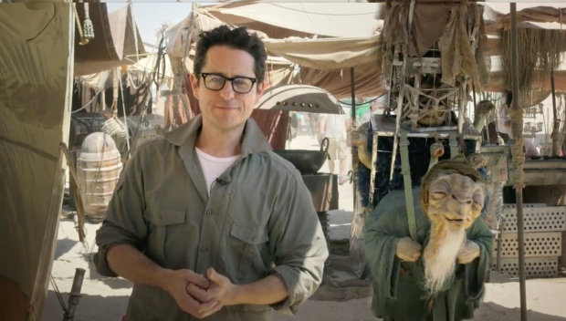 JJ Abrams Message