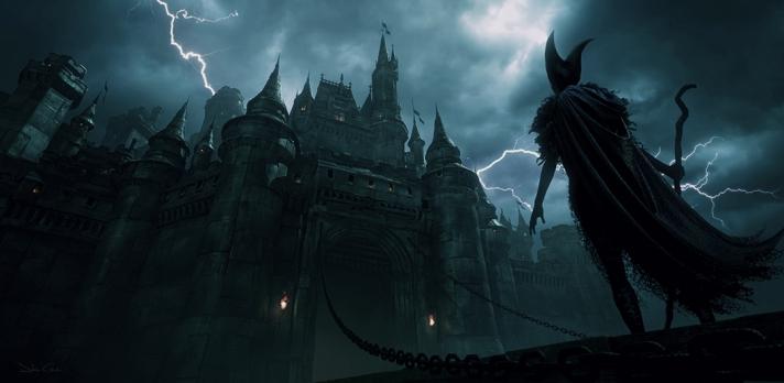 Maleficent_Concept Art