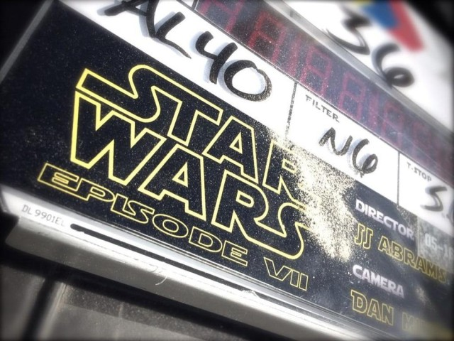 Star Wars_Episode VII_Clapboard