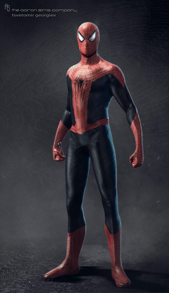 The Amazing Spider-Man 2_Concept Art (1)