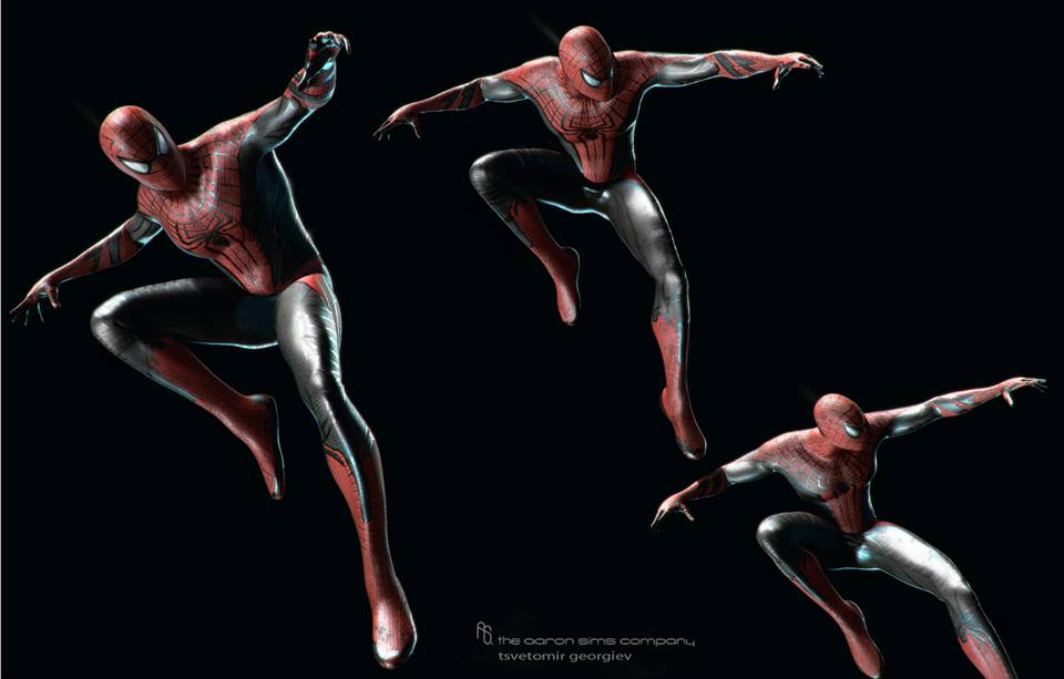 More Concept Art For 'The Amazing Spider-Man 2' | We Geek ...