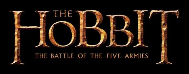 The Hobbit_The Battle of the Five Armies_Official Title Card