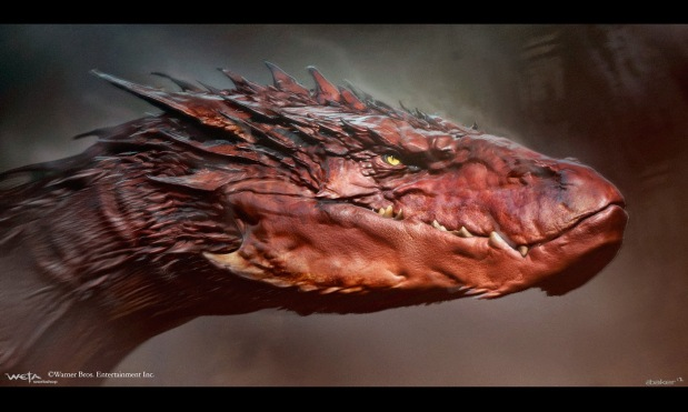The Hobbit_The Desolation of Smaug_Concept Art by Andrew Baker (5)