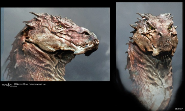 The Hobbit_The Desolation of Smaug_Concept Art by Andrew Baker (9)