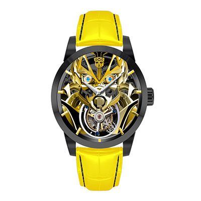 Tourbillon Transformers Watch_Bumblebee