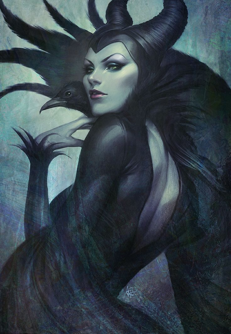 Wicked by Artgerm